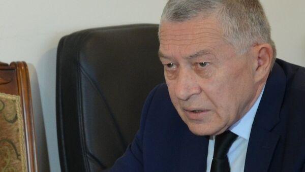 Владимир Дауров - Sputnik Абхазия