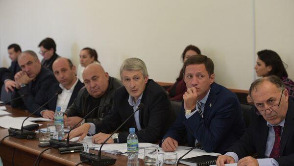 Проще: Шамба рассказал о патентном законе Абхазии - Sputnik Абхазия
