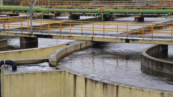 Чистилище воды: как в Сухуме обрабатываются канализационные стоки - Sputnik Абхазия