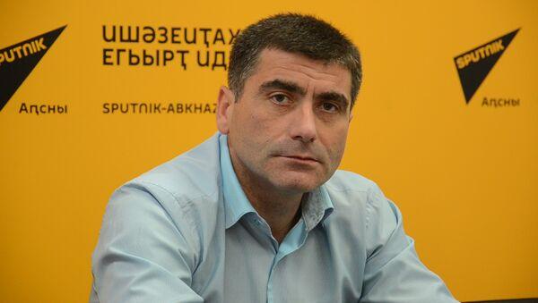 Демис Адлейба - Sputnik Аҧсны