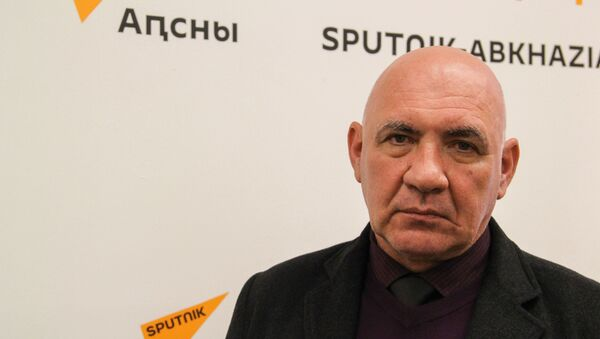 Беслан Торчуа - Sputnik Аҧсны