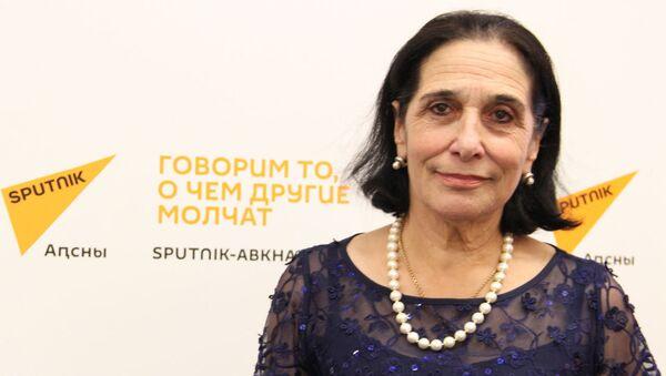 Роза Чамагуа - Sputnik Аҧсны