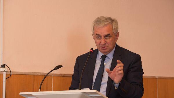 Это не дело: как президент критиковал МВД Абхазии - Sputnik Абхазия