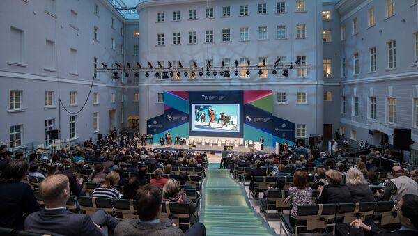 Международный культурный форум в Санкт-Петербурге - Sputnik Аҧсны