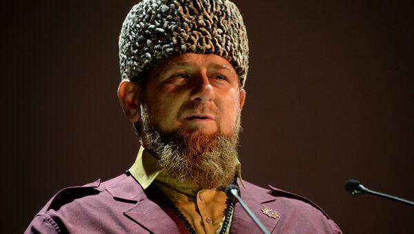 Рамзан Кадыров - Sputnik Абхазия