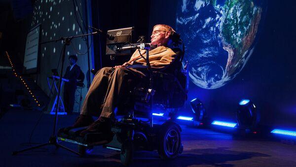 Stephen Hawking - Sputnik Аҧсны