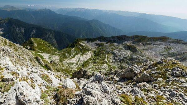 Панорама горы Арбаика - Sputnik Абхазия