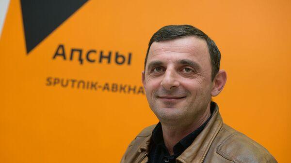 Инал Хашиг - Sputnik Аҧсны