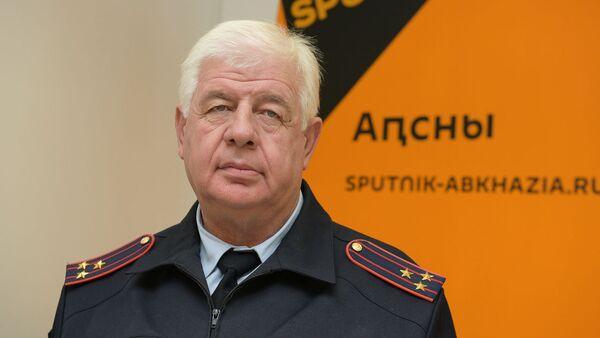Аслан Дгебия - Sputnik Абхазия