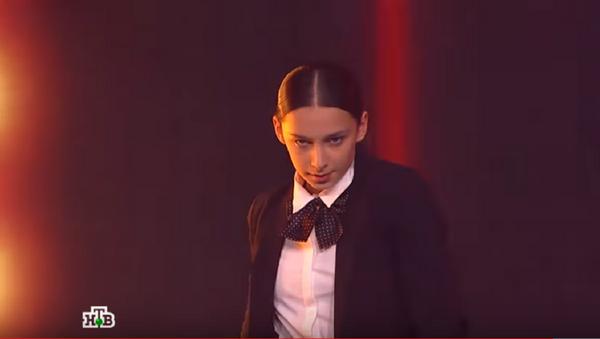 Выступление Милены Тачулия во втором туре шоу Ты супер!Танцы - Sputnik Аҧсны