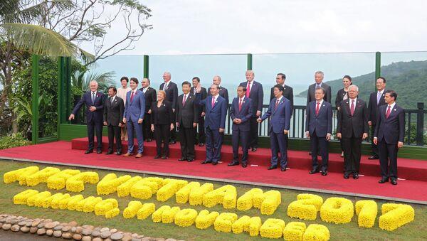 Саммит Азиатско-Тихоокеанского экономического сотрудничества (АТЭС), архивное фото - Sputnik Абхазия