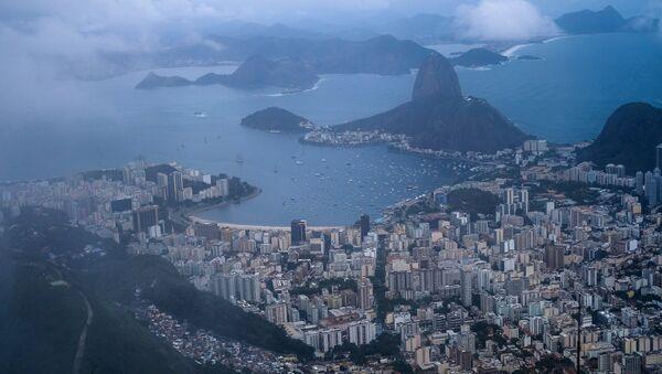 Города мира. Рио-де-Жанейро - Sputnik Аҧсны