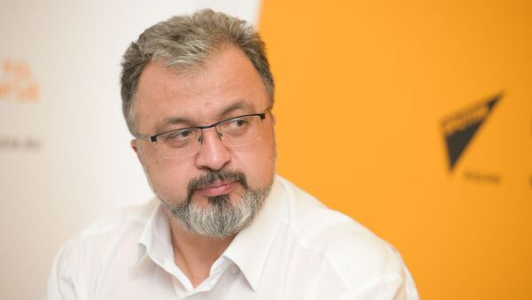 Богатырев Ильяс - Sputnik Абхазия