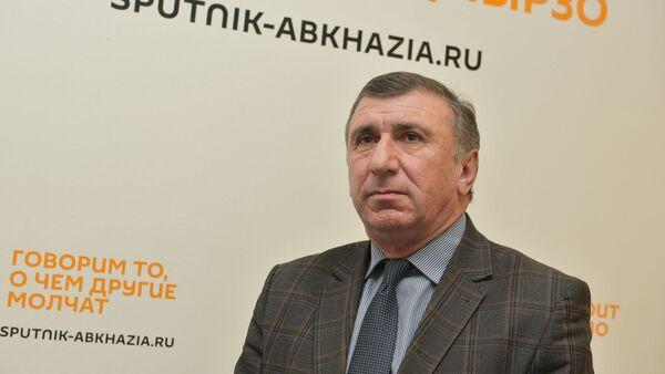 Зураб Барциц  - Sputnik Аҧсны