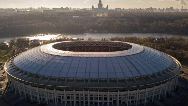 Стадион Лужники в Москве - Sputnik Абхазия
