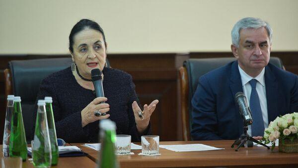 Форум Кавказ в контексте глобализации - Sputnik Абхазия