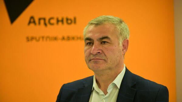Александр Карданов - Sputnik Абхазия