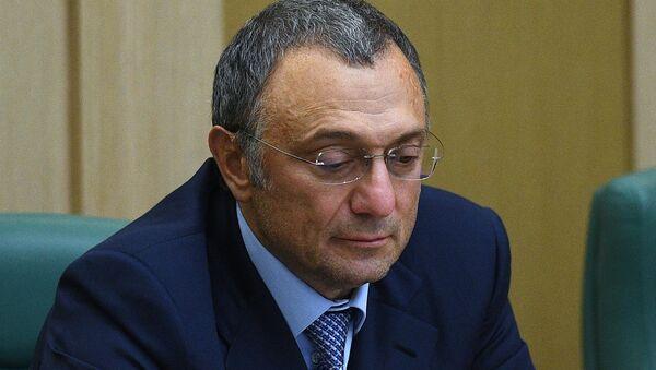Первое заседание Совета Федерации РФ осенней сессии - Sputnik Абхазия