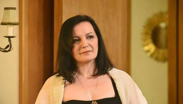 Алиса Гицба - Sputnik Абхазия