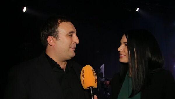 Тайный гость Леона Капба: Тания пришел поддержать конкурсанта Ты супер! Танцы - Sputnik Абхазия