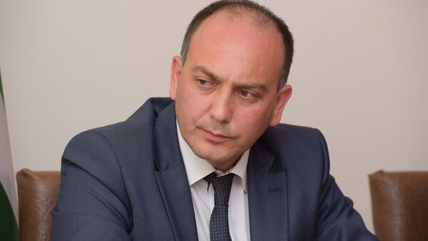 Глава МИД Даур Кове - Sputnik Аҧсны