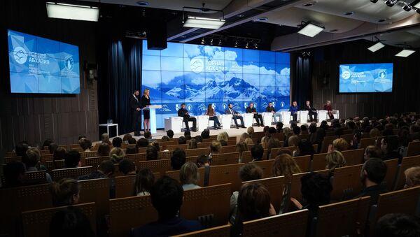 Международный форум Горная Абхазия - Sputnik Абхазия
