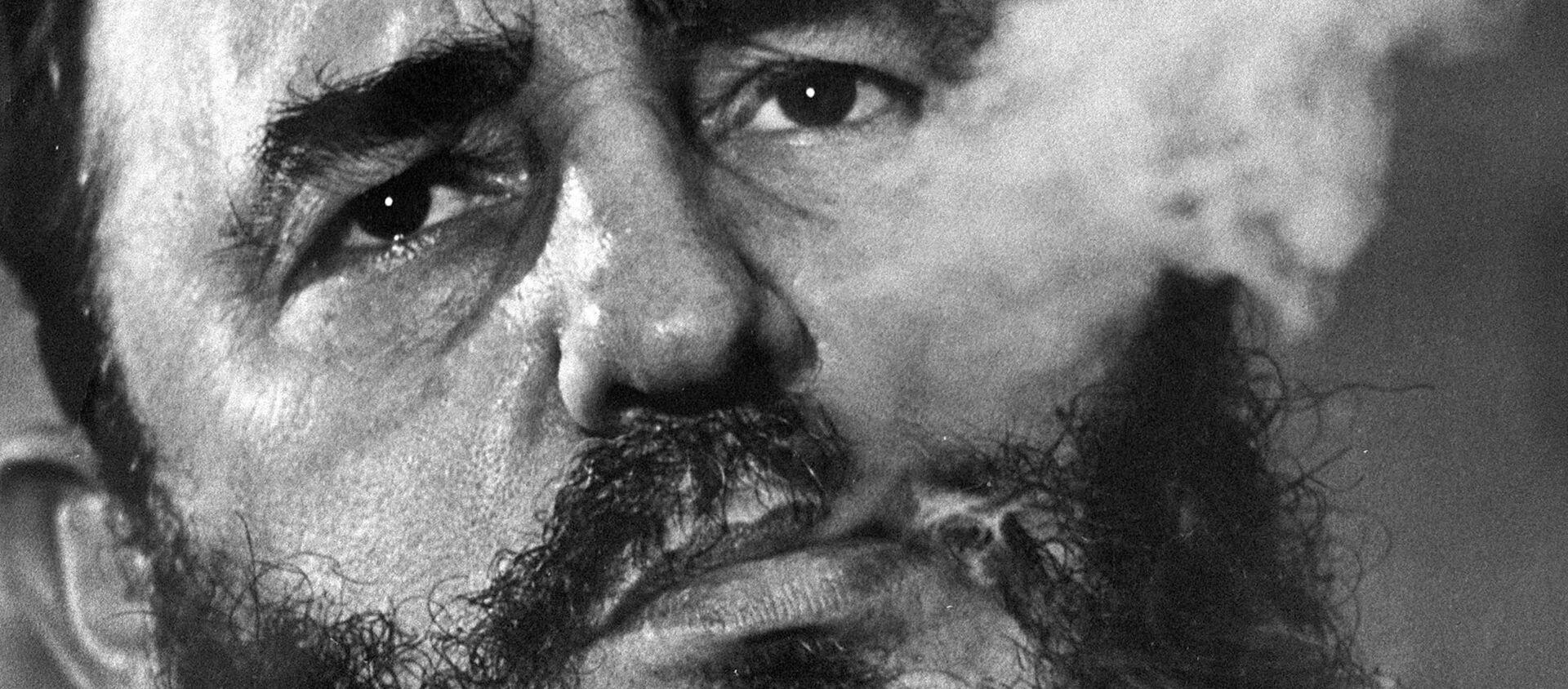 Кубинский лидер Фидель Кастро - Sputnik Абхазия, 1920, 25.11.2017