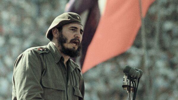 Митинг дружбы между народами СССР и Кубы - Sputnik Абхазия