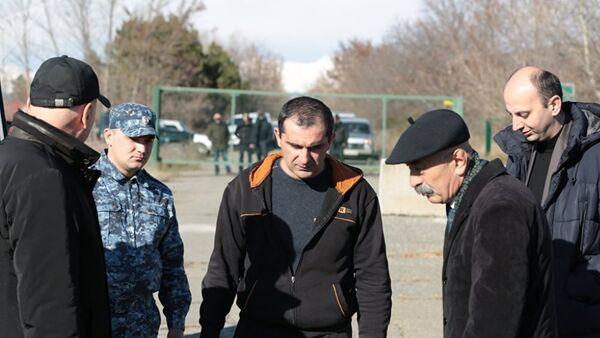 Георгий Гиунашвили - Sputnik Абхазия