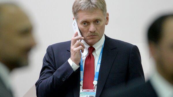 Пресс-секретарь Президента Российской Федерации Дмитрий Песков - Sputnik Абхазия