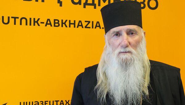 Отец Виссарион  - Sputnik Аҧсны