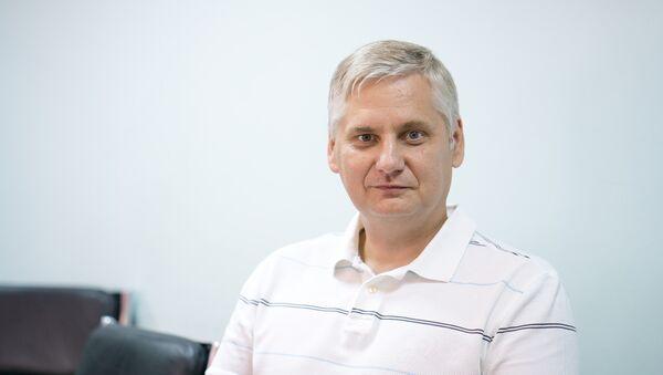 Политолог Сергей Маркедонов - Sputnik Абхазия
