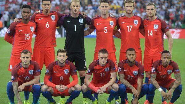 Сборная Англии по футболу - Sputnik Аҧсны