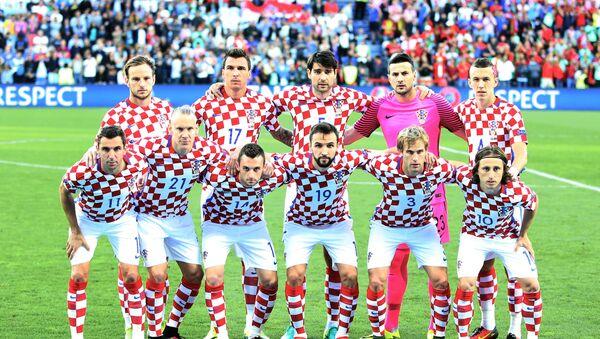 Сборная Хорватии по футболу - Sputnik Аҧсны