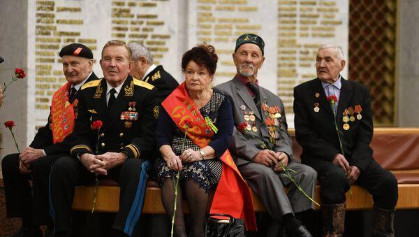 Бал Победителей в Музее Победы - Sputnik Абхазия