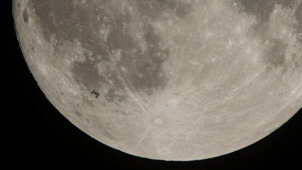 Международная космическая станция - Sputnik Аҧсны