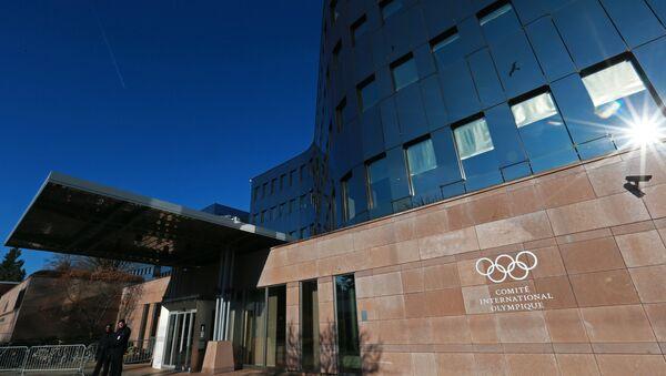 Российским спортсменам разрешили участвовать в ОИ-2018 под нейтральным флагом - Sputnik Аҧсны
