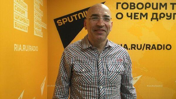 Леонид Крутаков  - Sputnik Абхазия