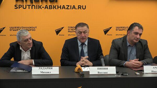Приоритет гражданам Абхазии: Пипия рассказал о ходе приватизации - Sputnik Абхазия
