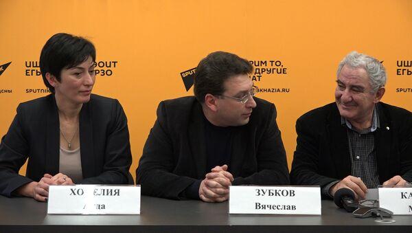 Волнуюсь и жду встречи: Михаил Казиник рассказал об отношении к Абхазии - Sputnik Абхазия