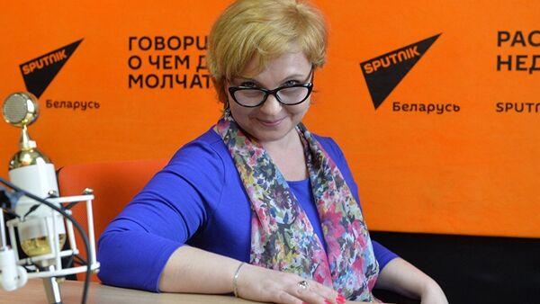 Василина Мицкевич - Sputnik Абхазия