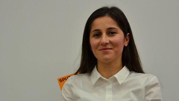 Кристина Гумба - Sputnik Абхазия