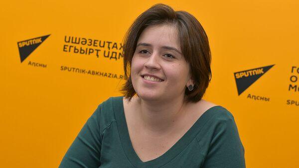Хибла Хаджомия - Sputnik Абхазия