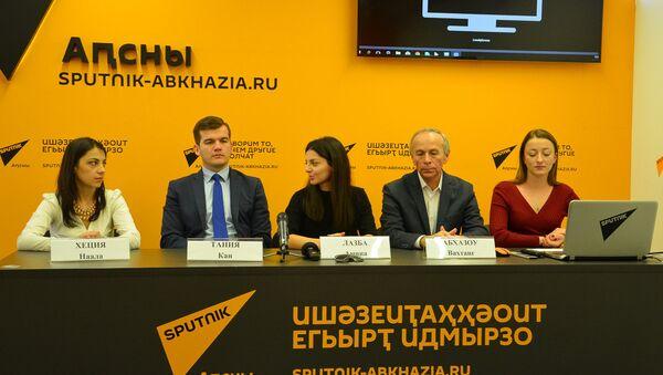 Презентация приложения русско-абхазского словаря - Sputnik Абхазия