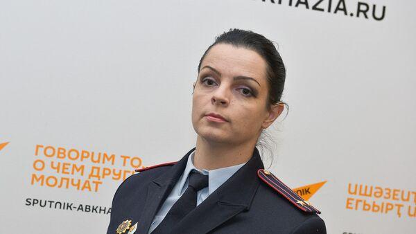 Алина Худякова - Sputnik Абхазия