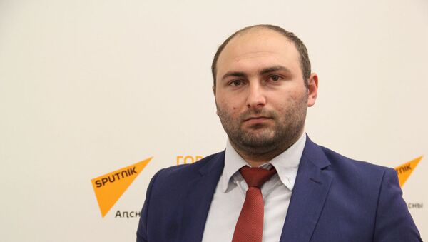 Аслан Жанава - Sputnik Аҧсны