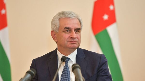 Итоговая пресс-конференция президента Абхазии - Sputnik Аҧсны