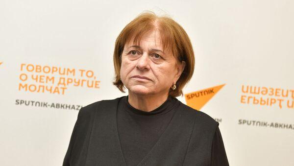 Жанна Зантария - Sputnik Аҧсны