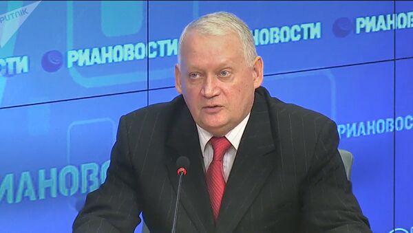 Юрий Солозобов - Sputnik Абхазия