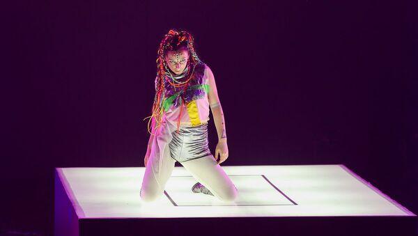 Выступление Милены Тачулия в финале шоу Ты Супер! Танцы - Sputnik Абхазия